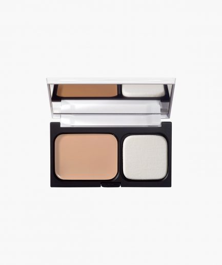 cream compact foundation