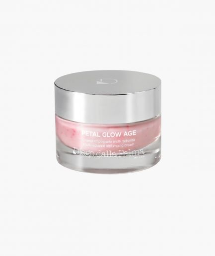 Multi-radiance re-plumping cream