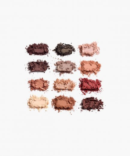nuda eyeshadow palette